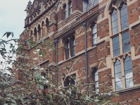 Oxford: October.