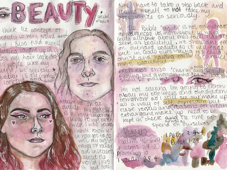 The Concept Of Beauty: *Social Media Edition, Guest-Post by Sarah Gillespie.