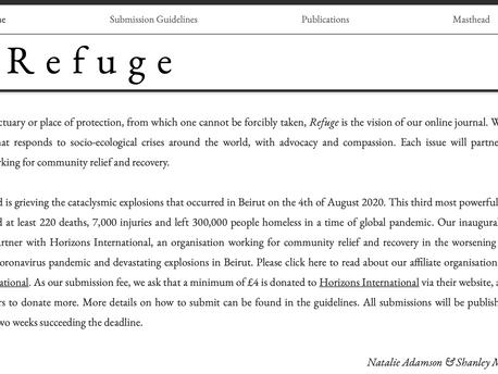 Refuge: Online Literary Journal