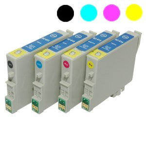 PACK 4 CARTUCHOS COMPATIBLES EPSON