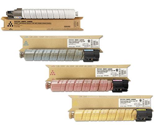 TONER YELLOW RICOH MPC300 / MPC400