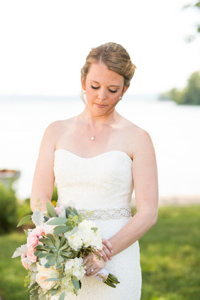 Classic Bridal Hair and Makeup
