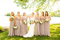 Large Bridal Party Hair and Makeup Artist