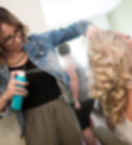 Onsite Hair and Makeup Stylist