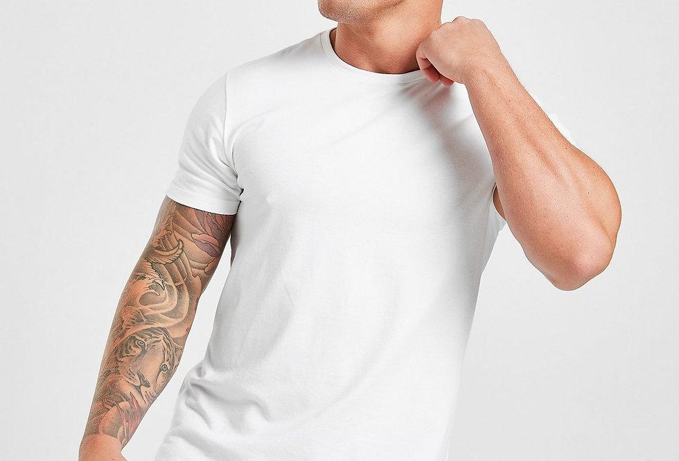 2 Camisetas 972012 blanca Levi's manga corta básica