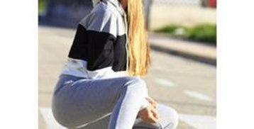 Conjunto sport 2075 de pantalón y sudadera