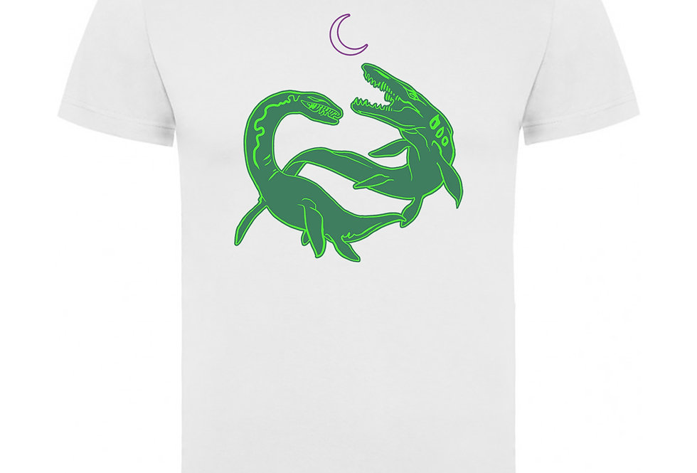 Camiseta dinosaurios Breath