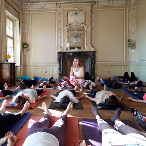 Z akce Yoga & Special Places ve spolupráci s YogaMovement.cz