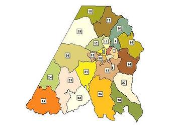 Current Precinct Map