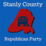 Stanly county republican party logo