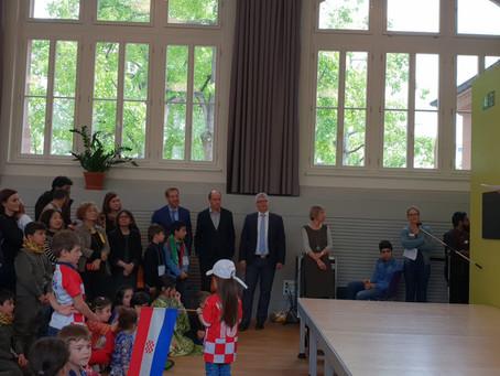 """ABEC na """"Basels erstes Mehrsprachigkeitsfest"""""""