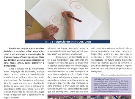 Como desenvolver o bilinguismo