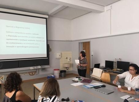 Passos para o futuro: encontro de professoras da ABEC