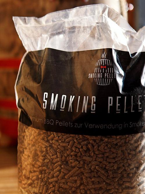 10kg Premium Smoking Pellets - 100% Apfel