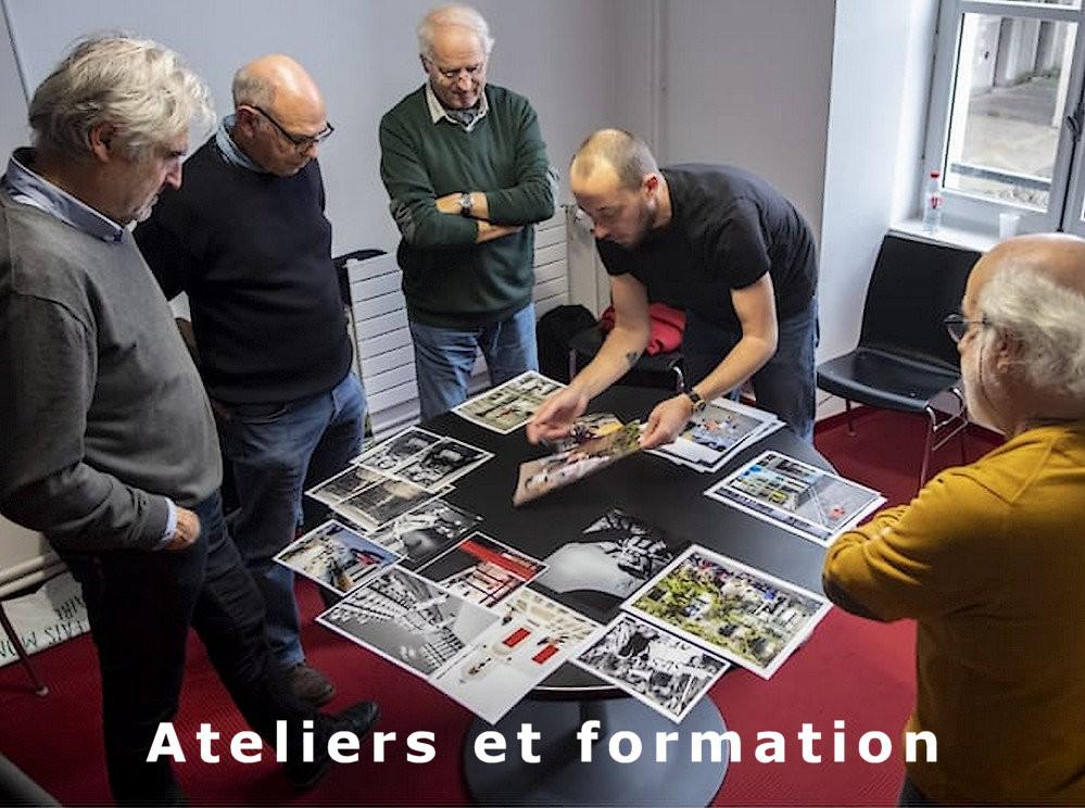 Ateliers et Formation