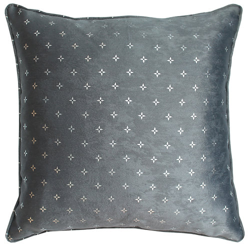 Gemini Grey Cushion