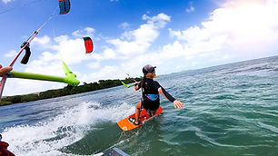 Navigation location Kitesurf en Martinique