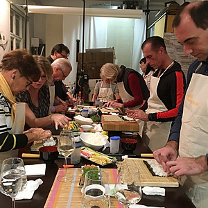 Privat Sushi Workshop