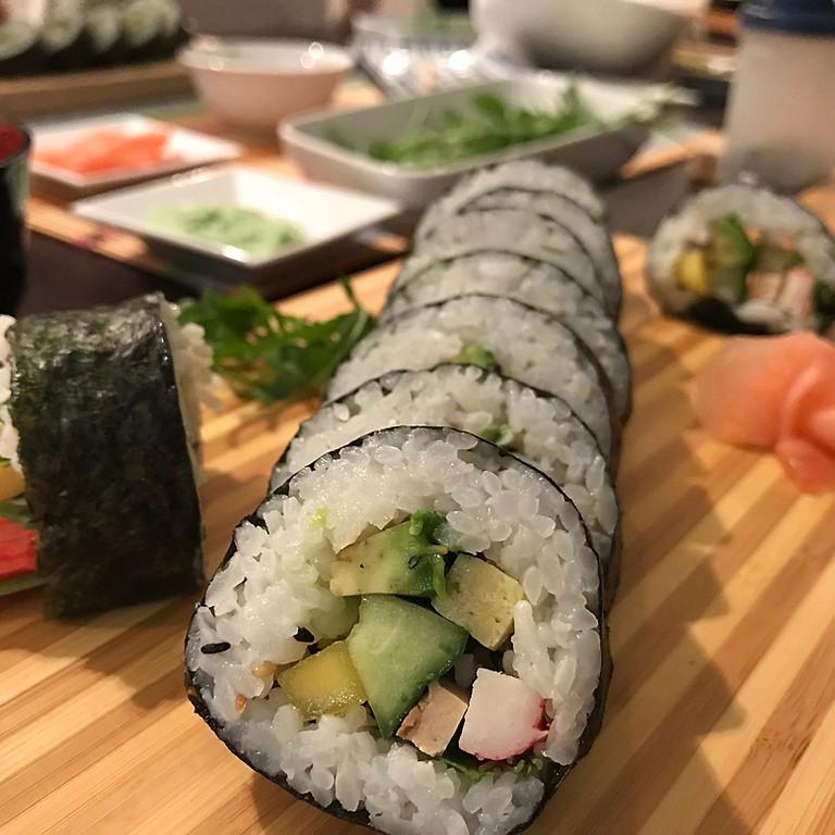 Sushi Express-Workshop am 10. November 2021