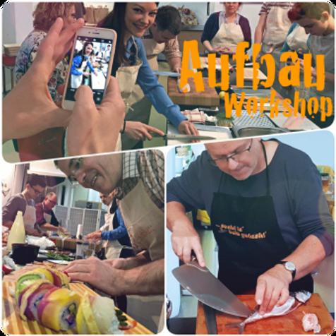 Gutschein Aufbau Workshop