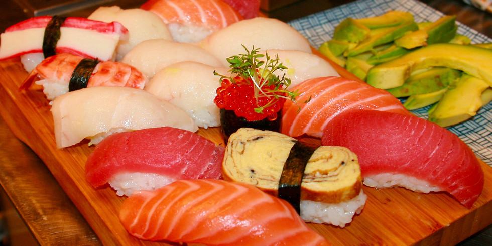 Sushi Classic-Workshop am 31. August