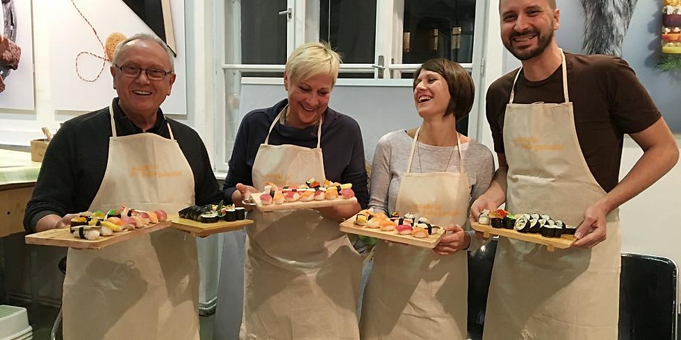 Sushi Classic-Workshop am 04. Oktober 2019