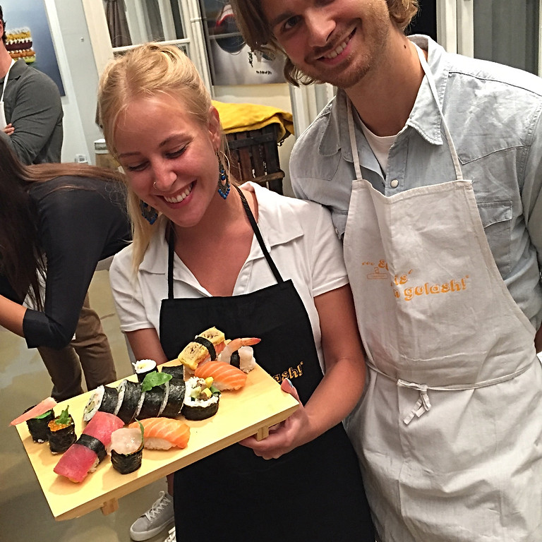 Sushi Classic-Workshop am 05.November 2021