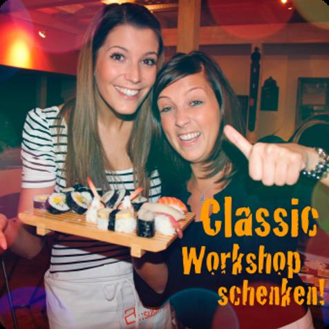 Gutschein Classic Workshop