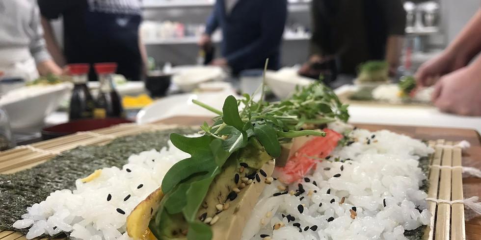 Sushi Express-Workshop am 11. September 2019