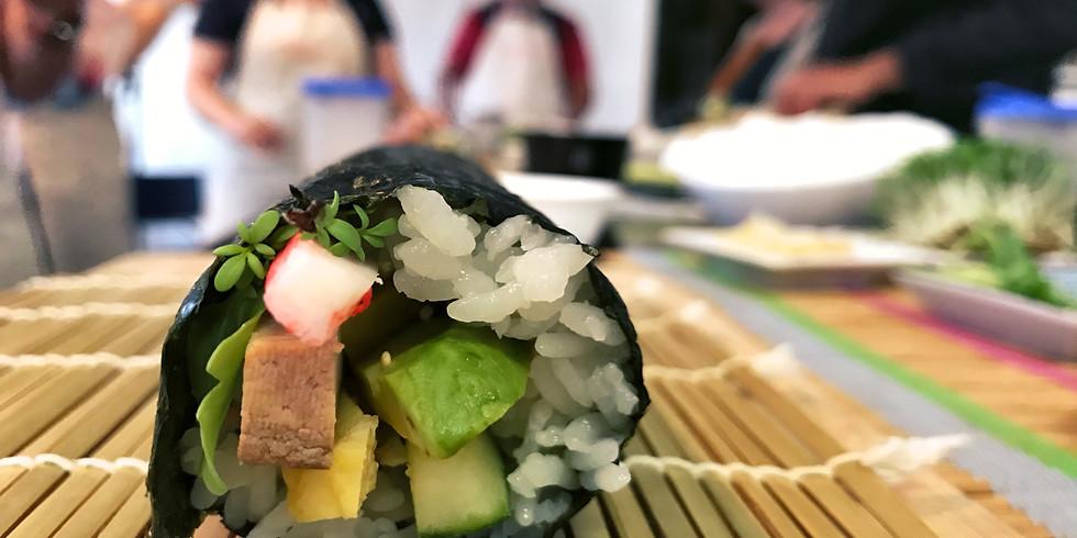 Sushi Express-Workshop am 23.September 2020