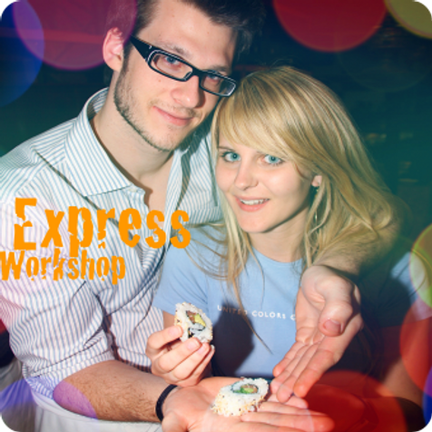 Gutschein Express Workshop