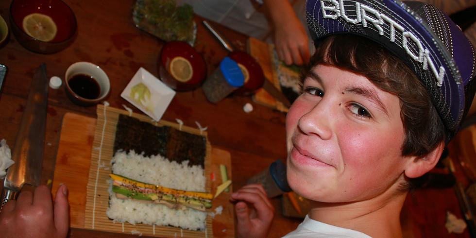 Sushi Express-Workshop am 05. September
