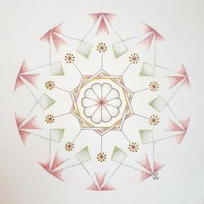 Teken jij je mandala intuïtief?