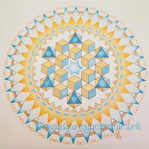 De stilte van je mandala