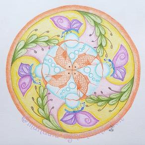 Groeien van je mandala