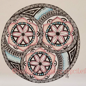 Mandala, Mindfullness and the Work