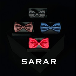 Sarar Black Tie SS '15