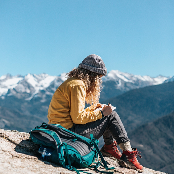 Writing + Meditation: An Experience of Sensation