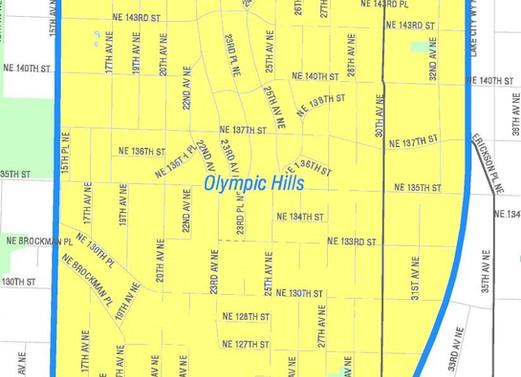 Olympic Hills; the Next Big Thing!