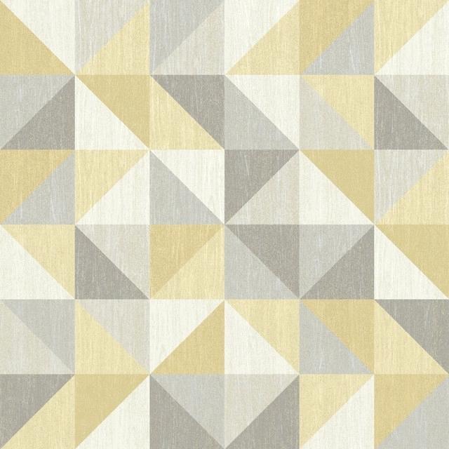 wallpaper-pattern-modern-jigsaw-yellow-geometric-peel-and-stick-wallpaper-modern-modern-wa