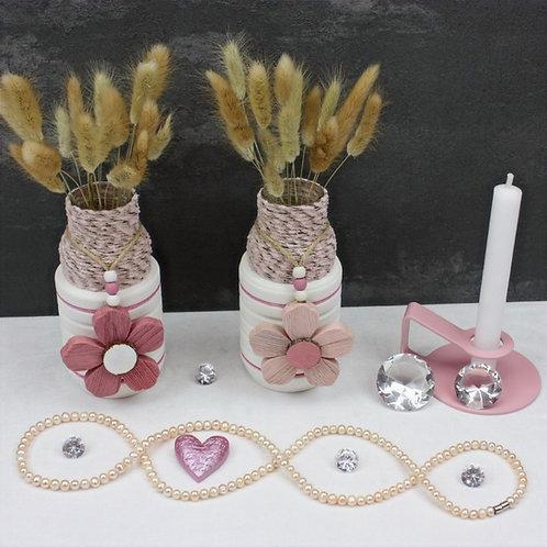 Vasen Pink Flower