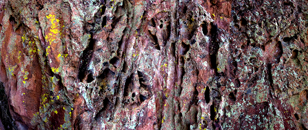 Flat Iron's Rock #2 2007