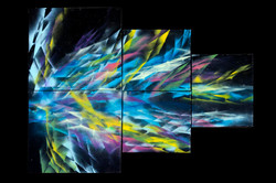 Black Matter 2016 Spray/Canvas 40x32
