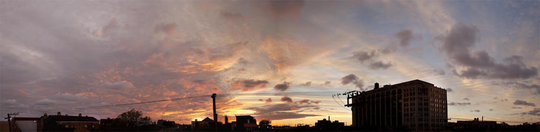 9-29-15 Pilsen's Sunset
