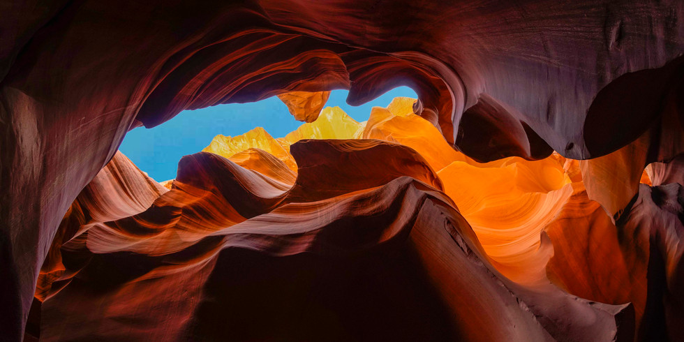 Lower Antelope Canyon #10