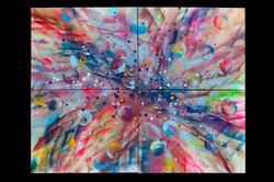 Seasons 2016 Spray/Canvas 40x32