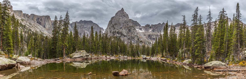 Lone Eagle Peak #1