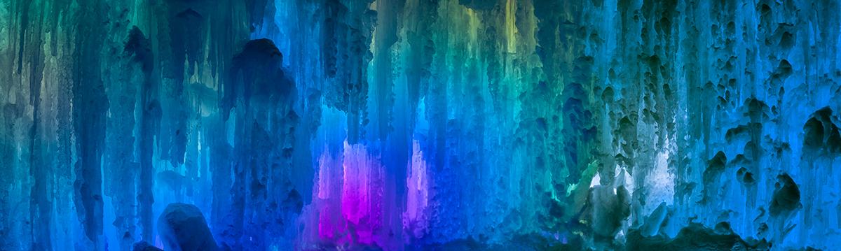 Ice Castles of Dillon - Colorado #3