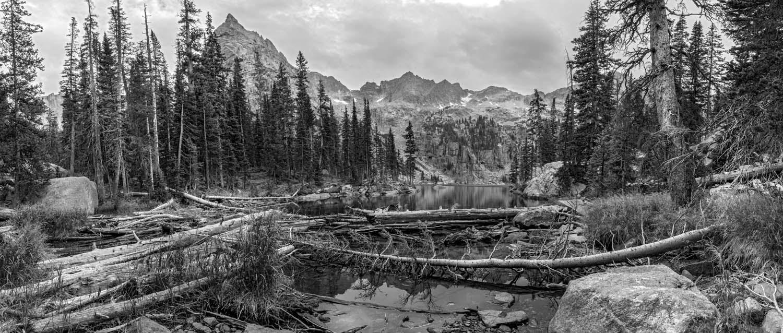 Lone Eagle Peak #2