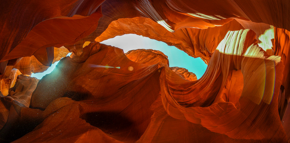Lower Antelope Canyon #8